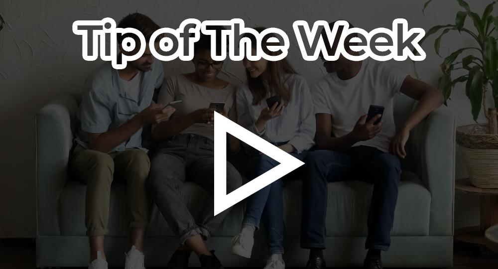 tip of the week black
